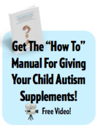 autism supplements guide book